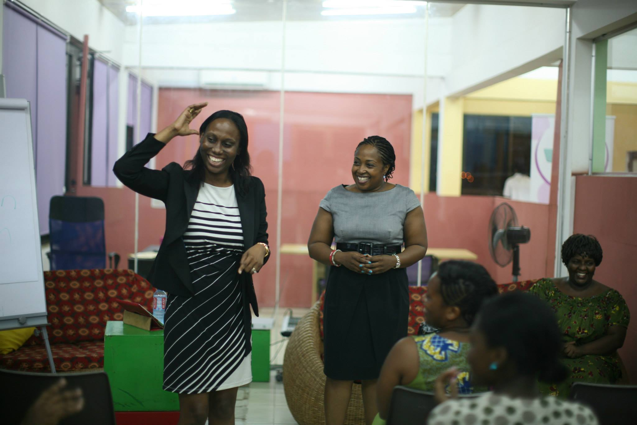 Women in Tech Ghana event 2 Credit FiiFi baido
